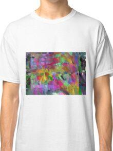 Paint Pattern  Classic T-Shirt
