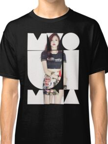 TWICE 'Myoui Mina' Typography Classic T-Shirt