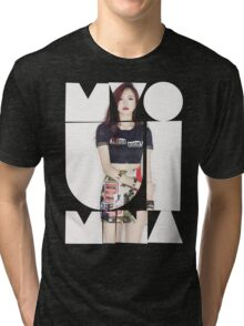 TWICE 'Myoui Mina' Typography Tri-blend T-Shirt
