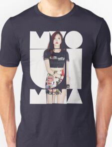 TWICE 'Myoui Mina' Typography Unisex T-Shirt