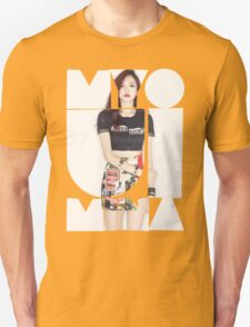 TWICE 'Myoui Mina' Typography T-Shirt
