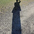 It's all in the shadow...! by cathywillett