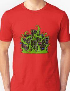 Earth Strikes Back Unisex T-Shirt