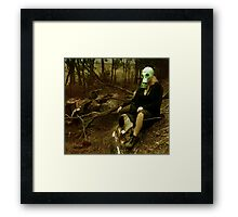 The Dead Place Framed Print
