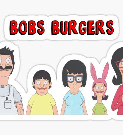 Bobs Burgers  Sticker