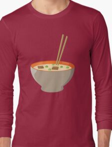 Chinese food Long Sleeve T-Shirt