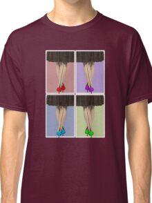 Vibrant Shoes Classic T-Shirt