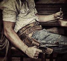 Dead man's hand by Kingstonshots