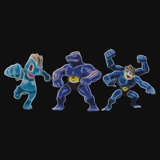 Machamp Evolution Chart Fc,550x550,black.jpg