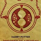 Harry Potter and the Prisoner of Azkaban Minimalist Poster by risarodil