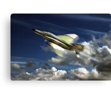 USAF F4 Phantom Canvas Print