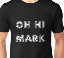 The Room Quote - Mark Unisex T-Shirt