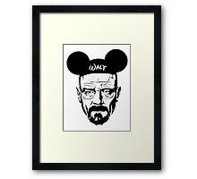 Walter Mouse Framed Print