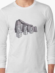Arcade Henge Long Sleeve T-Shirt