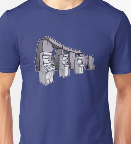 Arcade Henge Unisex T-Shirt