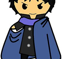 Sherlock in SHOCK by wss3
