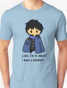 Sherlock in SHOCK T-Shirt