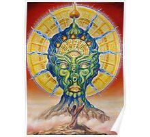 Vision of the shaman Poster