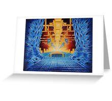 Visionary Realm Greeting Card