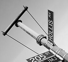 205 & Hollis Ave  by FoodMaster