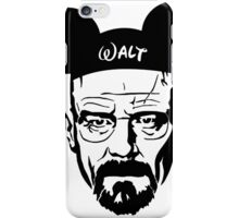 Transparent Walter Mouse iPhone Case/Skin