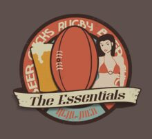 The Essentials - Rugby by Benjamin Whealing