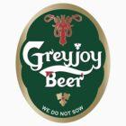 Greyjoy Beer by satansbrand