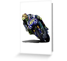 rossi Greeting Card