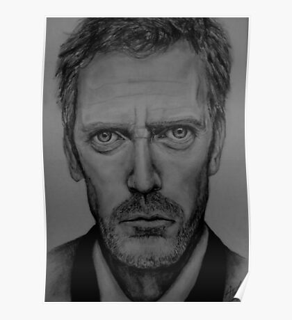 Hugh Laurie Poster