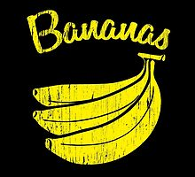 Bananas. by GENEROUSLYFUNNY