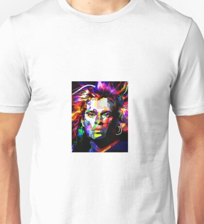 David Lee Roth Van Hellen Unisex T-Shirt