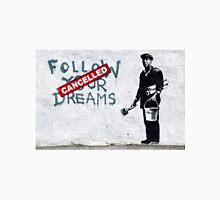 Banksy - Follow Your Dreams T-Shirt