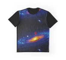 Meanwhile, somewhere in the Universe... Graphic T-Shirt