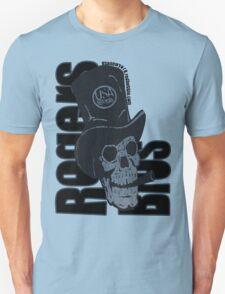 skull usa newyork by rogers bros T-Shirt
