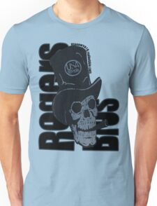 skull usa newyork by rogers bros T-Shirt