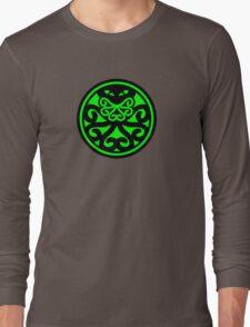 Hail Cthulhu (filled) Long Sleeve T-Shirt