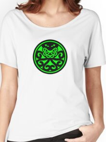 Hail Cthulhu (filled) Women's Relaxed Fit T-Shirt