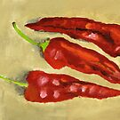 3 Chilies  by Simon Rudd
