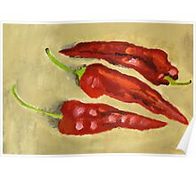 3 Chilies  Poster