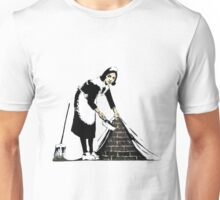 Banksy - Sweep it under the carpet N°2 Unisex T-Shirt