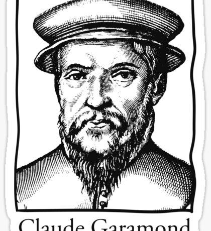 Saint Claude Sticker
