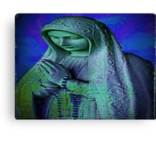 St. Mary Canvas Print