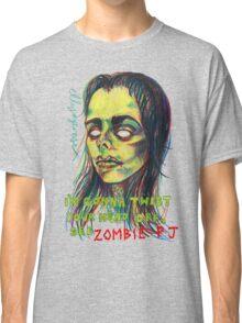 Zombie P J Classic T-Shirt