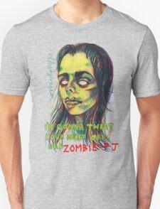 Zombie P J T-Shirt