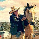 Horse Whisperer by Rhonda Strickland