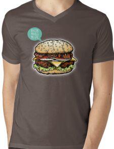 Epic Burger! Mens V-Neck T-Shirt