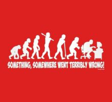 Something, somewhere went terribly wrong by stabilitees