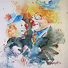 Dunno the Clown by Glenapp