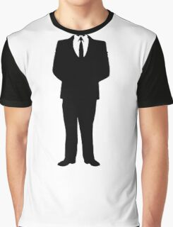Tux Graphic T-Shirt