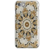 Classical Ornate Golden Yellow - N72 iPhone Case/Skin
